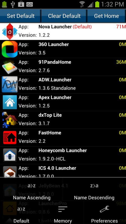 Twisted Home Manager App Screenshots 1