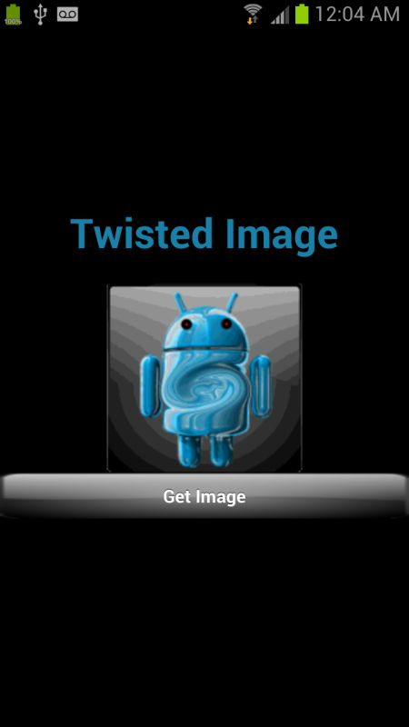 Twisted Image App Screenshots 1